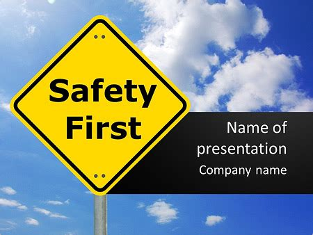 free animated safety powerpoint templates image