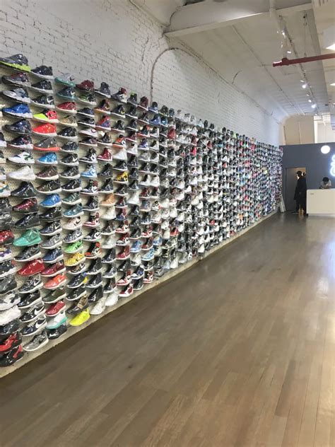 shoe stores nyc stadium goods 23 photos 14 reviews shoe stores 47