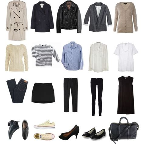 Wardrobe Basics For by Quot Basics Quot Wardrobe Capsule Ideas