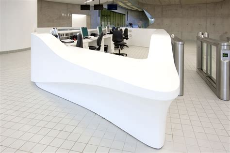 corian manufacturers corian 174 reception desk manufacturers bespoke reception