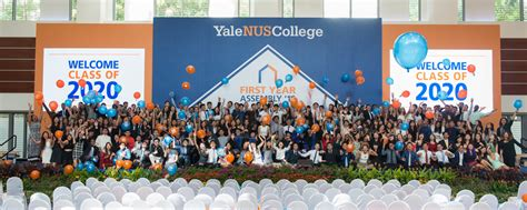 Yale Nus Yale Mba by 5 August 2016 Yale Nus College Community Officially