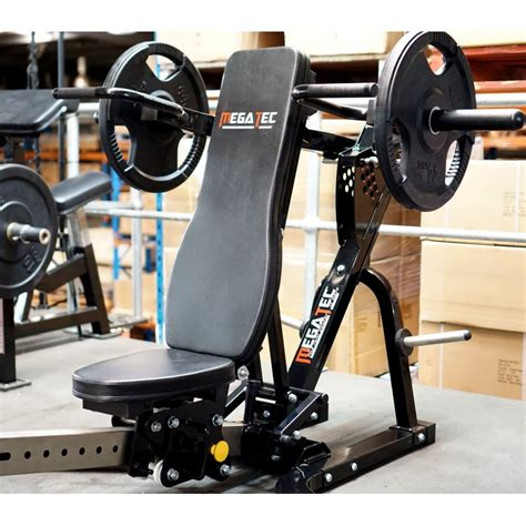 leverage bench press megatec leverage multi press mt la mp bench press