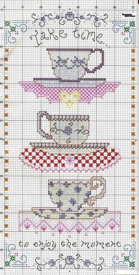 graficos punto de cruz cocina 1000 ideas about punto de cruz on pinterest crosses