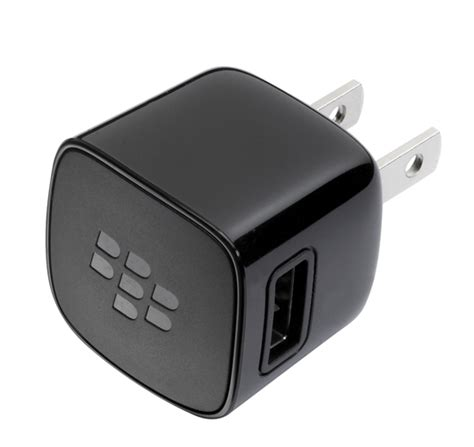 Adaptor Blackberry look new blackberry usb power is ships with blackberry pearl 3g and future