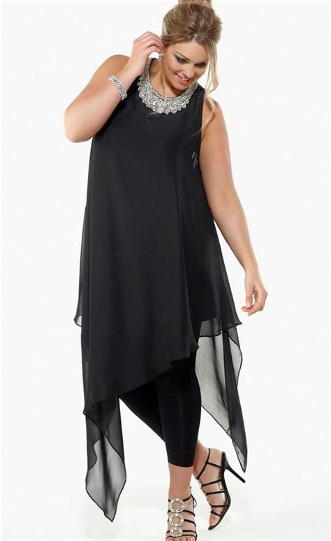 Mainaka Tunik Big Size cocktail dresses plus size pluslook eu collection