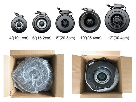 10 inch exhaust fan 8 inch duct ventilation fan 8 inch centrifugal duct