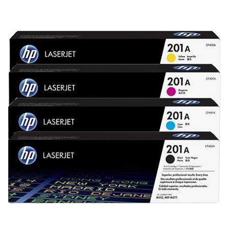 Promo Hp 201a Black Original Laserjet Toner Cartridge Cf400a hp 201a bundle genuine toner cartridge icartridge