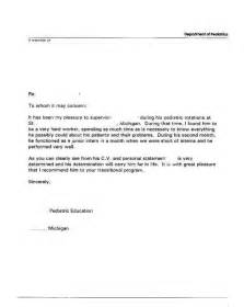 recommendation letter for immigration free samples with