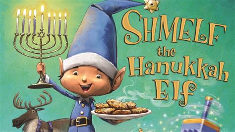 Hanukkah On The Shelf by Shmelf Gives A Of Their Own