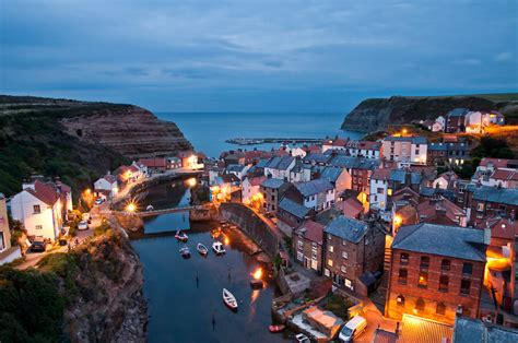 in uk staithes in thousand wonders