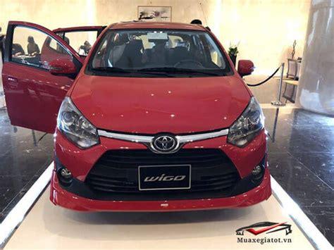 2019 Toyota Wigo by Toyota Wigo 1 2 At 2019 Số Tự động Gi 225 B 225 N Km 05 2019