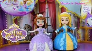 Princesa sofia sofia y amber bailarinas juguetes para ni 241 as youtube
