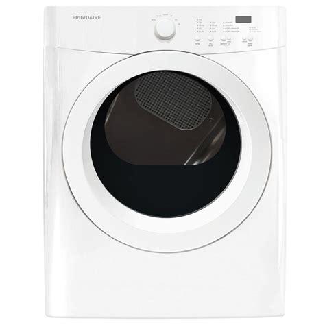 frigidaire 7 0 cu ft gas dryer in classic white
