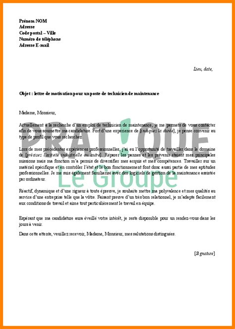 Lettre De Motivation De Municipale 9 Lettre De Motivation Lettre Officielle