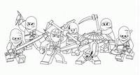 Glamorous Lego Ninjago Coloring Pages Print JTxppj5pcgif  Peruclass