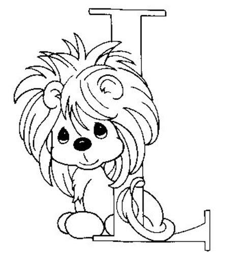 imagenes que comiencen con la letra l dibujos infantiles con la letra l para colorear