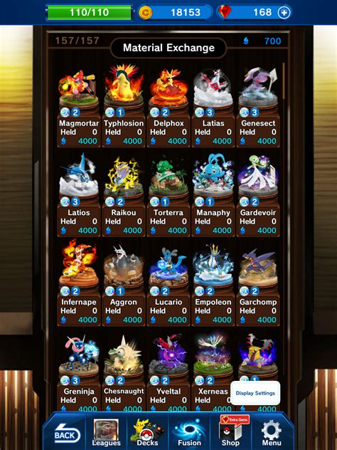 the ex pokemon duel ex pokemon and where to find them