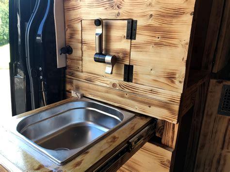 schublade wohnmobil ein sp 252 lbecken in der schublade cer selbstausbau