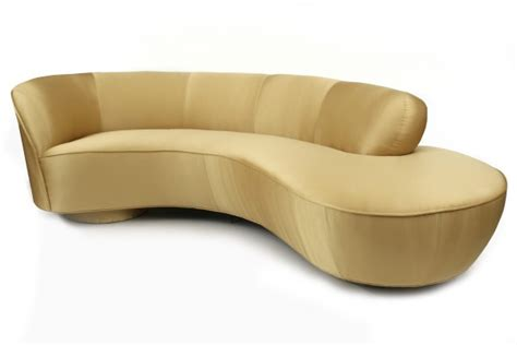 vladimir kagan for directional sofa modern furniture