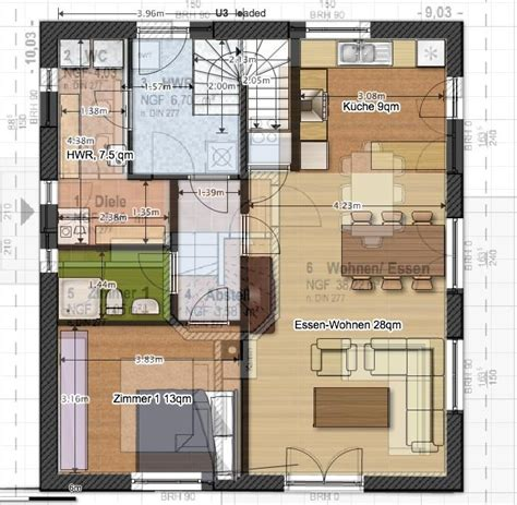 speisekammer ohne heizung grundrissideen f 252 r efh 140 m2 seite 10 erfahrungen