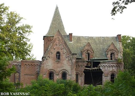 wyndclyffe mansion hudson valley ruins wyndclyffe by rob yasinsac