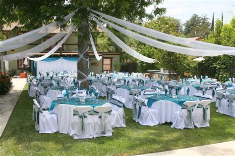 Quinceanera Outdoor Themes   quincea 241 era party ideas photo 1 of 40 catch my party
