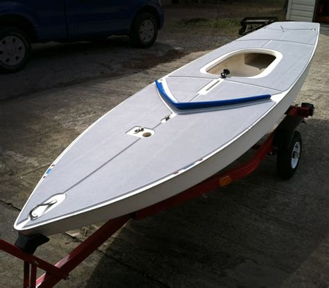 boat drain plug conversion sunfish sailboat anti skid pads seadek marine products