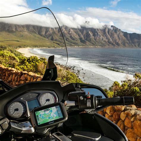 Motorrad Routenplaner F R Tomtom Rider by Tomtom Rider 500 Motorrad Navi 4 3 Zoll Mit Kurvigen Und