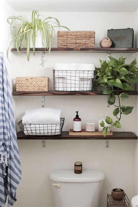 the toilet bathroom shelves 25 best ideas about shelves above toilet on