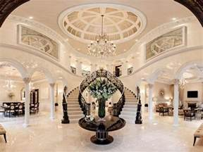 luxury homes pictures interior 40 luxurious grand foyers for your home
