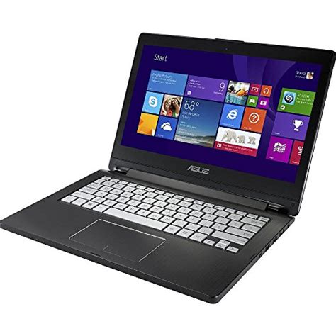 Laptop Asus Windows 8 1 3 Jutaan asus 13 3 inch flip convertible 2 in 1 laptop with hd touchscreen display i3 4030u