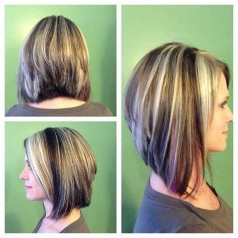 long layered swing bob hairstyle nice long swing bob haircuts pictures stacked bob
