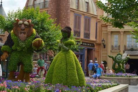 8 Tips For Epcot S International Flower And Garden Flower And Garden Epcot
