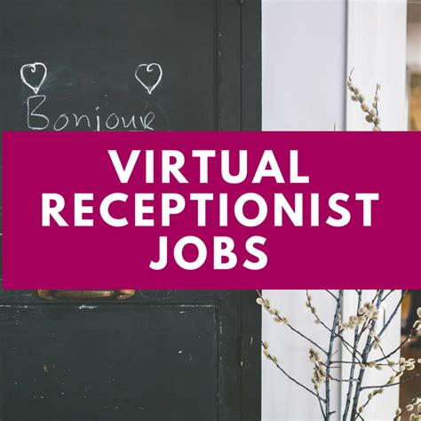 Online Receptionist Jobs Work From Home - everything you need to know about finding a remote job in