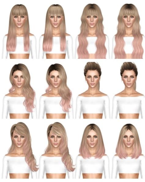 the sims 3 hairstyles and their expansion pack the sims 3 hairstyles and their expansion pack mod the