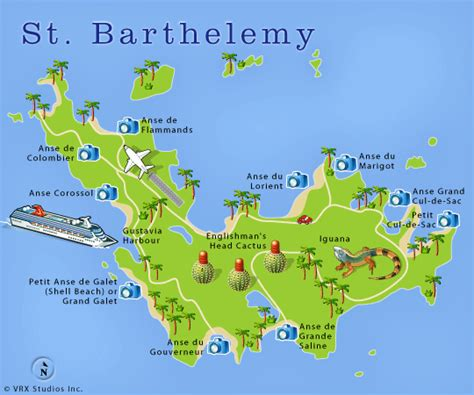 st barts map map of st barthelemy island pictures to pin on pinsdaddy
