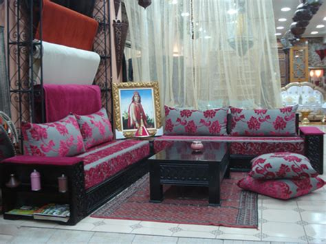 salon marocain fer forg 233 mobilier salon salam rue