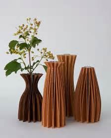 Cut Flower Preservation For Extended Vase by Wood Vases By Seth Rolland Wood Vase Artful Home