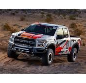 Ford F 150 Raptor Race Truck 2017