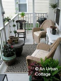 Narrow Porch Decorating Ideas by 1000 Images About Balcony Ideas On Balconies