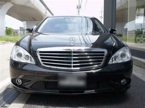 mercedes s550 2005 used for sale