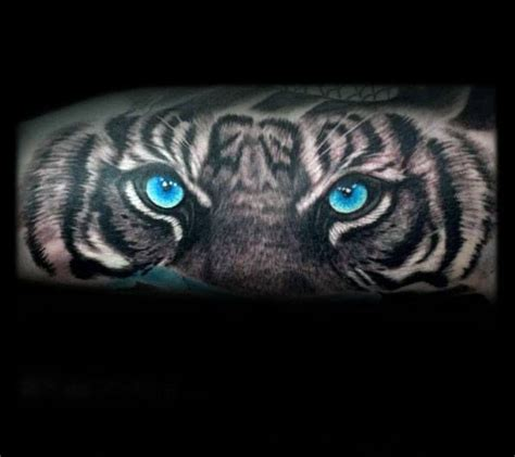 eye of the tiger tattoo 40 tiger designs for realistic animal