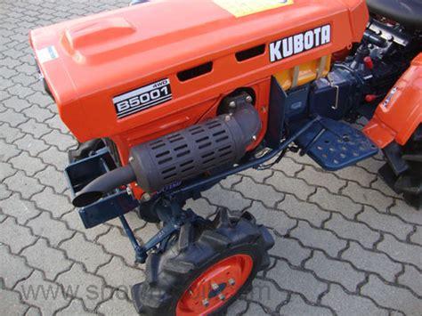 Traktor Neu Lackieren Kosten by Kleintraktor Traktor Kubota B5001 Neu Lackiert Mini
