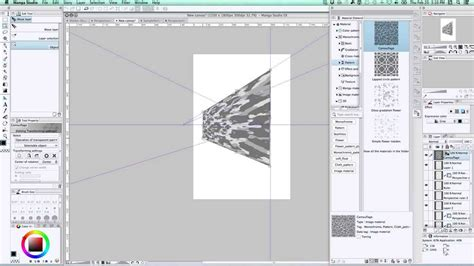 paint tool sai perspective ruler studio webinar how to use perspective rulers in