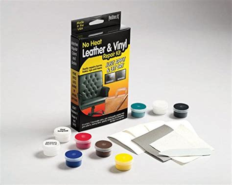 Leather Repair Kits For Couches Reviews by Diy Patch Black Brown Car Seats Restoration Leather