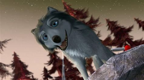 anime film wolves alpha and omega is a so so animated 3 d film about