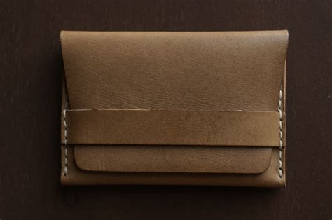 Handmade Leather Wallet - show some with leather handmade leather wallets