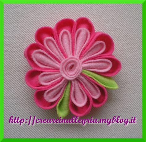 creare fiori di stoffa fiori di stoffa archives creare in allegria