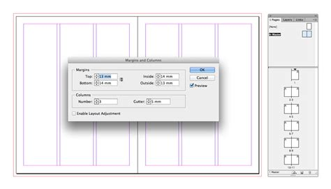 How To Create A Simple Magazine Template In Adobe Indesign Themekeeper Com How To Create A Template In Indesign