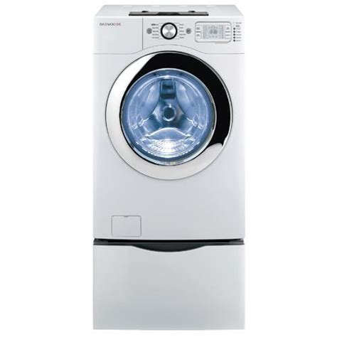 daewoo cwd wd13wcs 3 82 cuft front load washer 10 cycles
